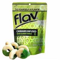 Flav Apple Rings