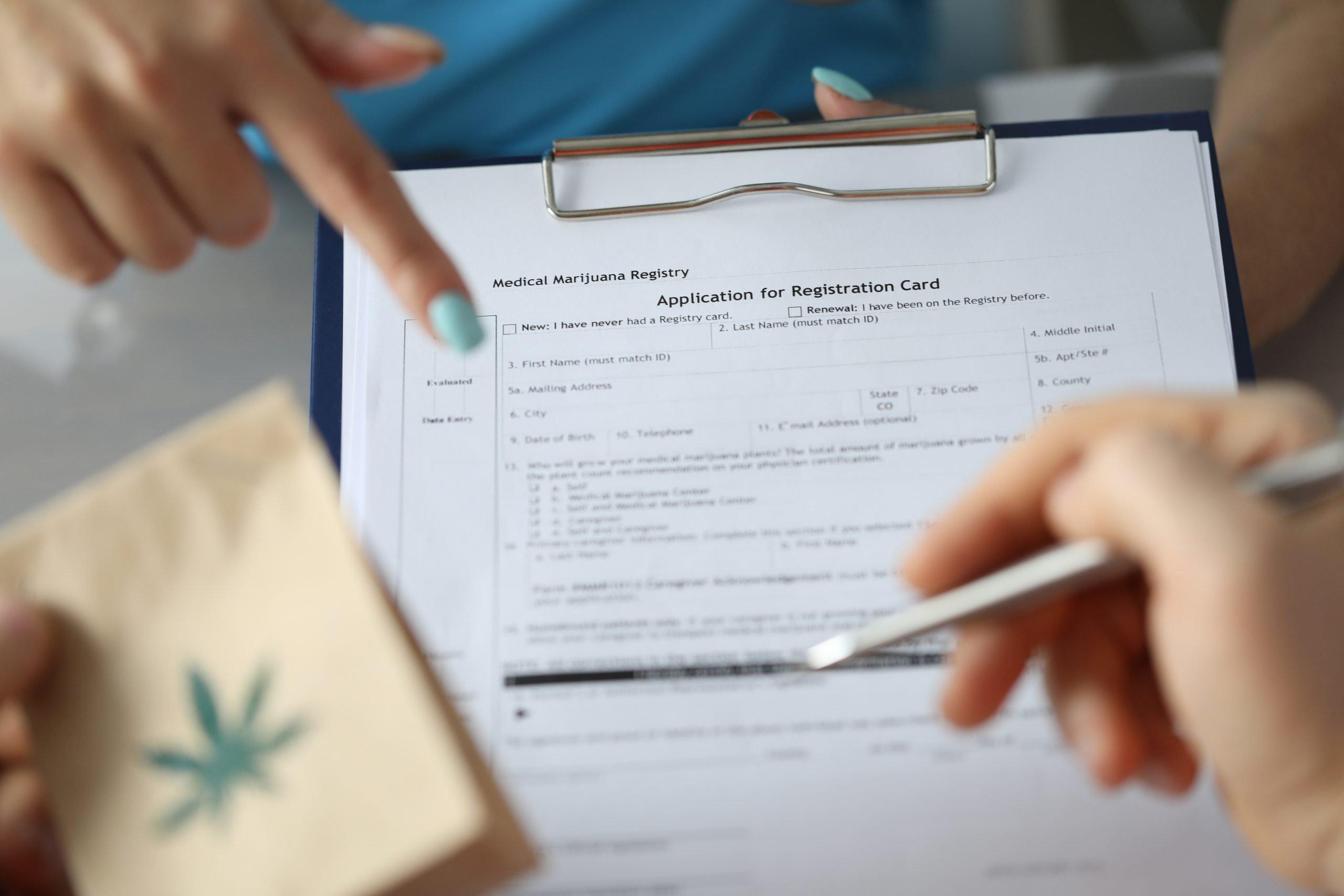 Medical Marijuana Card