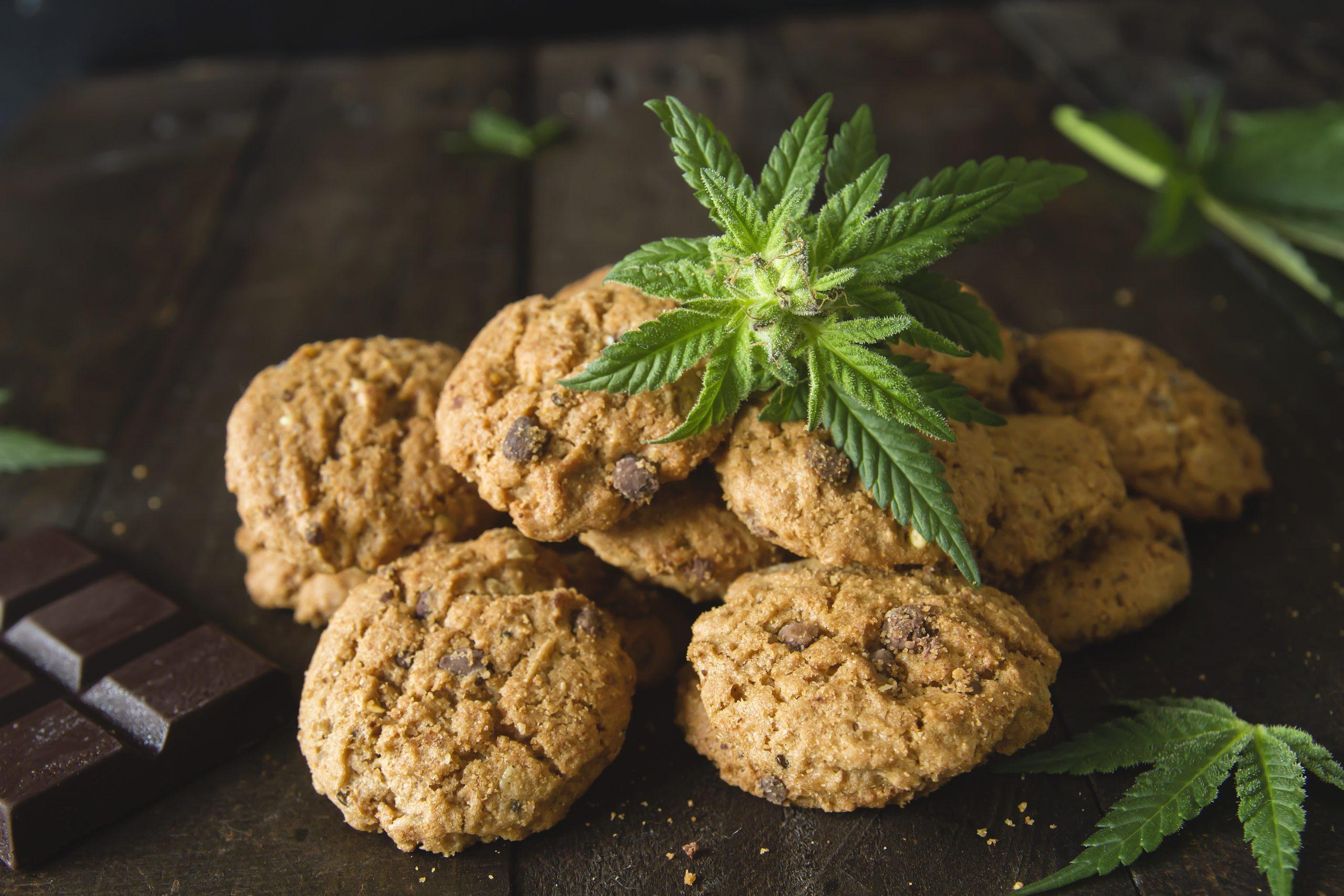 Cannabis Snacks